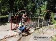 Новый Мостик влюбленных установлен в Аткарском парке
