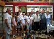 В Аткарском краеведческом музее прошла встреча с 90-летним участником Курской битвы