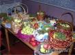 В храмах Аткарска православные верующие освятили яблоки