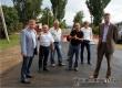 Виктор Елин и общественники осмотрели ремонт дороги на Первомайской в Аткарске
