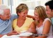 Задушевные разговоры с близкими родственниками продлевают жизнь