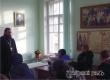 Благочинный Аткарского округа на встрече с условно осужденными рассказал о святителе Тихоне