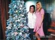 Валерия с Галиной Николаевной уже создают новогоднее настроение