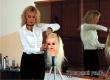 Для аткарских парикмахеров провели мастер-класс по новогодним прическам-2017