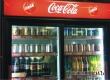 Из магазина на Целине воры вынесли холодильник Coca-Cola