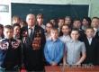 К 75-летию контрнаступления под Москвой в школе № 2 прошел Урок мужества