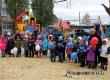 В Аткарске открылась еще одна детская игровая площадка