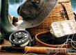 У аткарчанина после рыбалки украли снасти из машины без следов взлома