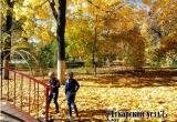В Аткарский парк-музей пришла золотая осень. Фотовзгляд «АУ»