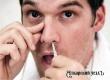 Выдергивание волос из носа грозит смертельной опасностью