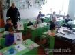 Автоинспекторы провели урок рисования со школьниками Земляных Хуторов