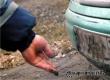 За три дня в Аткарске оштрафовали 8 водителей за нечитаемые из-за грязи номера