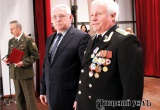 Аткарских мужчин поздравили с Днем защитника Отечества. Фоторепортаж