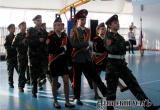 Школьники и студенты Аткарского района приняли участие в смотре строя и песни