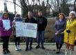 Активисты «Молодежь плюс» провели акцию в целях борьбы с туберкулезом