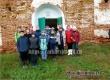 К 200-летию Свято-Никольского храма для школьников прошел урок под открытым небом