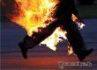 Житель Лопуховки пострадал от загоревшейся на нем одежды