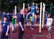 В Аткарске прошло торжественное открытие детской спортплощадки
