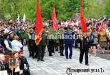 В Аткарске отпраздновали 72-ю годовщину Великой Победы