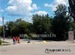 В Аткарске продолжают наносить разметку на дороги