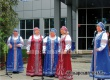 Ансамбль «Россияночка» выступил на фестивале «Майская сирень»