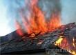 В Лопуховке при сжигании мусора полностью сгорел сарай