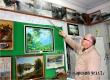 В музее открылась выставка картин и фоторабот аткарчан о природе края