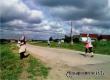 На субботнике в Языковке убрали территорию и скосили траву
