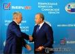 Валерий Радаев избавился от приставки «врио» и стал Губернатором