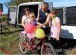 4-летняя аткарчанка стала обладателем главного приза велопробега