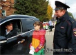 Школьники рассказали водителям Аткарска о преимуществах детских кресел