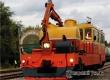 Автомотриса из Аткарска стала первой в регионе машиной для окоса травы
