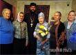 Окружной благочинный поздравил с 90-летием прихожанку храма
