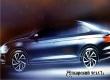 В сети рассекретили внешность Volkswagen Polo 2018 модельного года