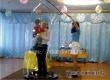 День учителя в Прокудинской школе отметили с шоу мыльных пузырей
