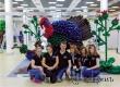 Аэродизайнер из Аткарска с успехом выступила на фестивале в Москве