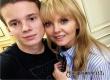 Галина Перфилова отказалась фотографироваться с Валерией и внуком