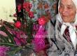 Жители Вяжли поздравили с юбилеем старейшую жительницу села