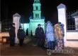 В Рождественских богослужениях в регионе приняли участие 17 тысяч человек