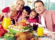 Традиции семейных обедов положительно влияют на здоровье детей