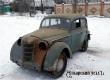Аткарчане продают в сети 62-летний «Москвич» и самодельный трактор
