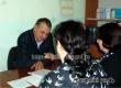 Депутат облдумы Дмитрий Петров провел первый личный прием в Аткарске