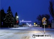 После монтажа новогодней иллюминации в Аткарске установят елку