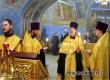 Священник Аткарского благочиния проходит практику в саратовском храме