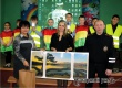 Автоинспекторы провели с дошколятами День дорожной безопасности