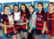 Посвященный Дню Земли футбольный турнир для девушек собрал полные трибуны