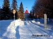 Аткарчан ожидает морозная и безветренная погода