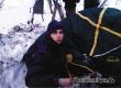 Саратовский ОМОН нашел жившего в лесу в палатке истощенного подростка