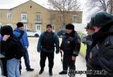 В Аткарске «Студенческий десант» познакомился с работой отделения ГИБДД