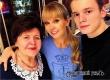 Валерия поделилась трогательным снимком с мамой и сыном